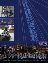 JEA/NSPA National High School Journalism Convention Fall 2010 Program - Kansas City (PDF)
