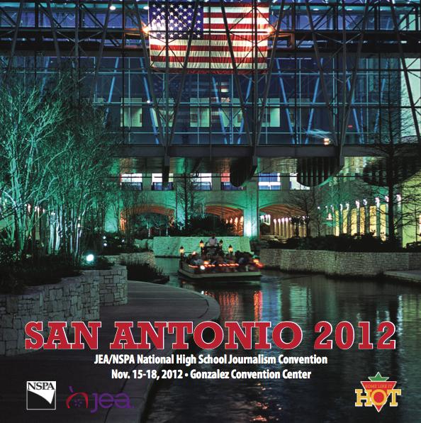 JEA/NSPA National High School Journalism Convention Fall 2012 Program – San Antonio