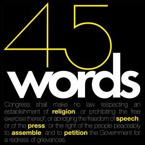 45words
