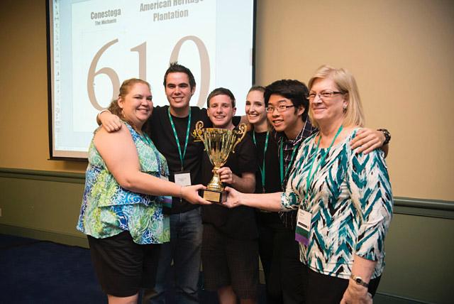 American Heritage School: Fall 2015 Orlando Quiz Bowl Champs